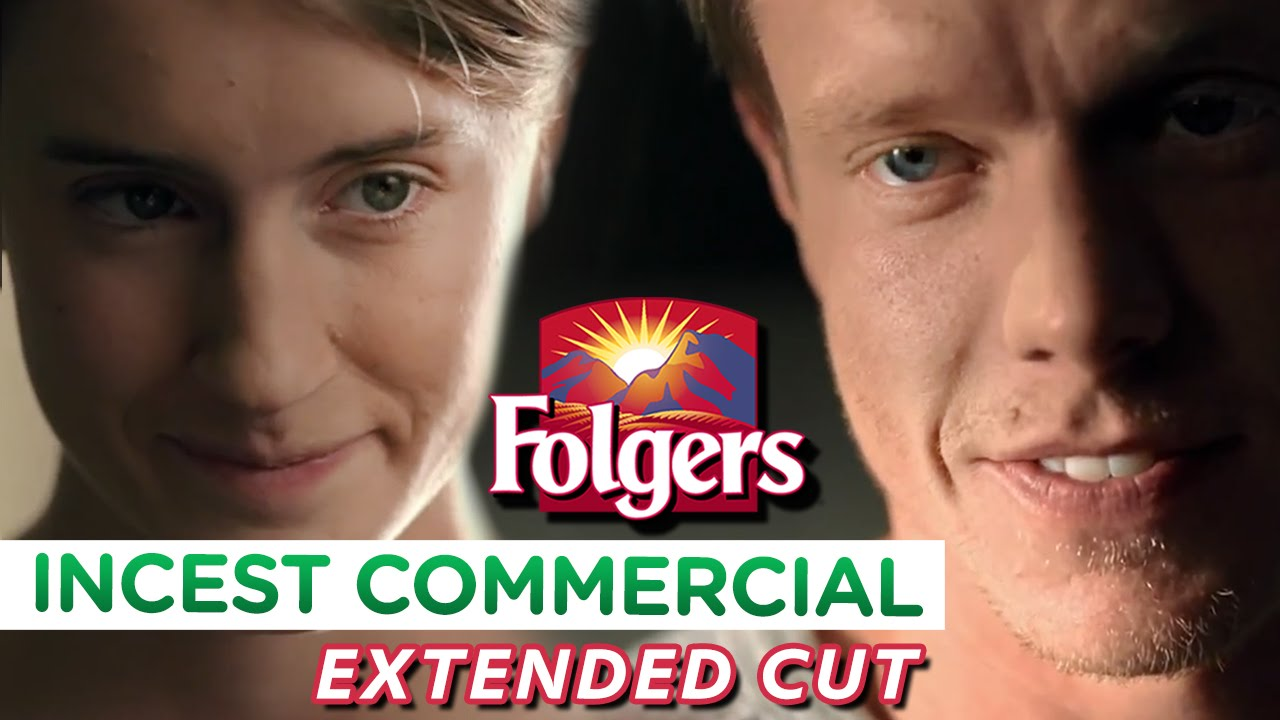 folgers incest commercial - extended cut - youtube