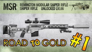 Road to gold MSR Ep.1
