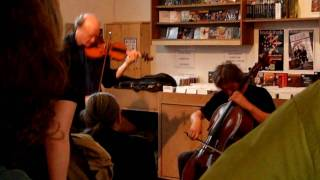 """didier petit & malcolm goldstein at the record shop """"le souffle continu"""""""