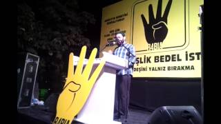 Mehmet İmamoğlu'ndan Suriye ve Mısır'daki Kardeşlerimiz İçin Dua