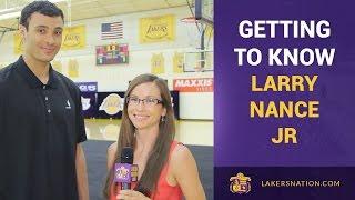 Larry Nance Jr. Opens Up About Crohn's Disease, Kobe Bryant Tweet