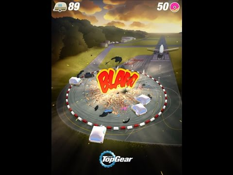 Top Gear - Donut Dash IOS Gameplay