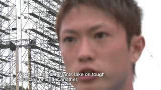 SASUKE RISING 2013 Mr. Shunsuke Nagasaki(長崎峻侑選手インタビュー)