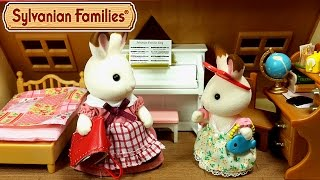 видео Игрушки Сильвания Фэмили (Sylvanian Families) – купить игрушки домики недорого