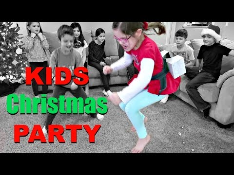 BEST Kid's Christmas PARTY🎉