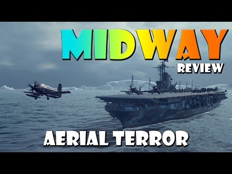 World of Warships - Midway Review - Aerial Terror