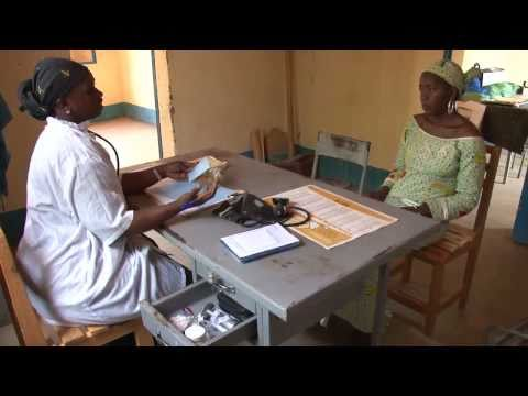 Improving access to primary healthcare in Mali