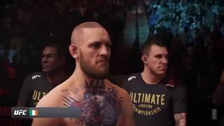 Трансляция бета-версии UFC 3