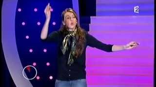Nicole Ferroni [2] Respect dans les gradins du PSG - ONDAR