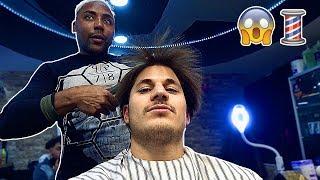 Ich lasse mir die Haare chemisch glätten 😱 + Hair Tutorial #2 | Yavi TV