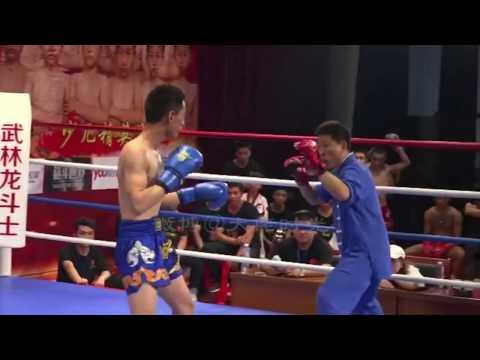 Dim Mak Kung Fu Master Takes On Sanda Fighter - Trending In China
