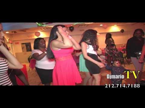 DjmarioTV presents TIA & TANEJA SWEET SIXTEEN PARTY IN THE BRONX JUNE 2014