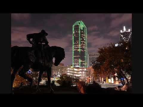 Barrett Brown Takes on Dallas Politics
