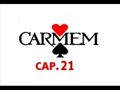 CARMEM (1987) capítulo 21