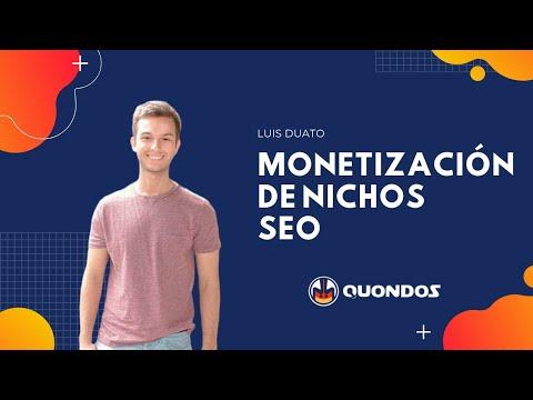 7 CLAVES para GANAR DINERO con un NICHO SEO - Webinar con Luis Duato