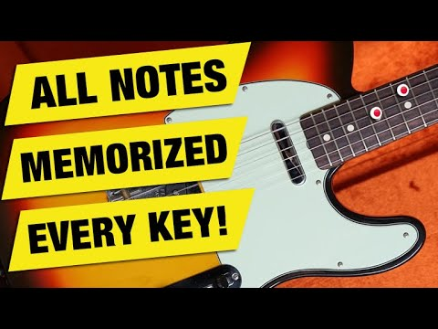 Do This EVERY Day to Know ALL Your Notes & Keys (NO MISTAKES!)