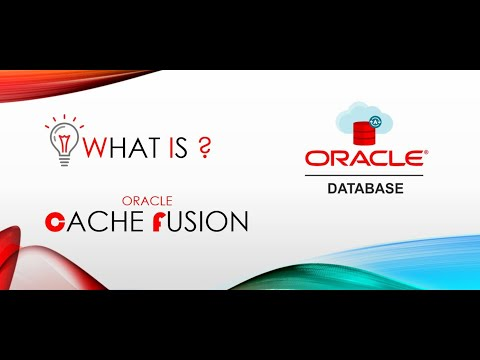 ORACLE CACHE FUSION