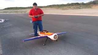 Yak 54 with a DA 50