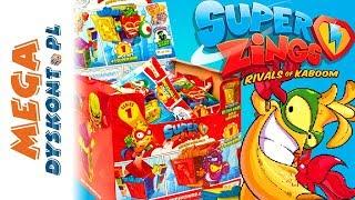 Super Zings • Nowe zestawy • unboxing