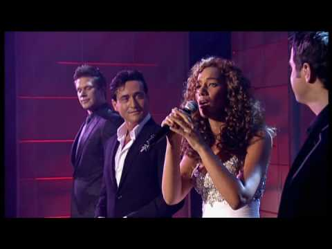 Leona Lewis & Il Divo ~ Somewhere ~ (Simon Cowells) This Is Your Life