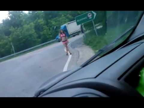 Anal Girl in Hungary