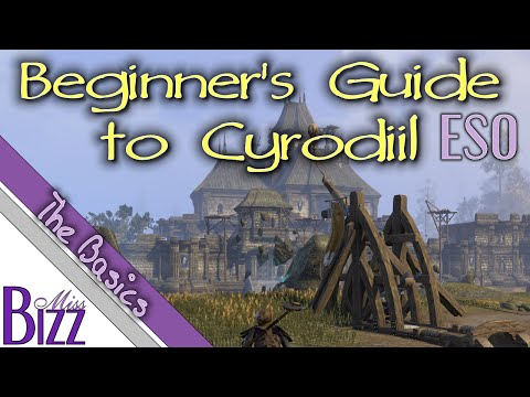 Absolute Beginner's Guide to Cyrodiil in ESO - Elder Scrolls Online: Tamriel Unlimited