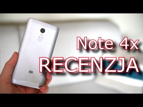Xiaomi Redmi note 4x - godny następca note3pro? test, recenzja #75 [PL]