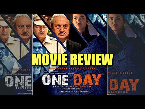 One Day: Justice Delivered Movie Review: Anupam Kher | Esha Gupta | FilmiBeat Mp3