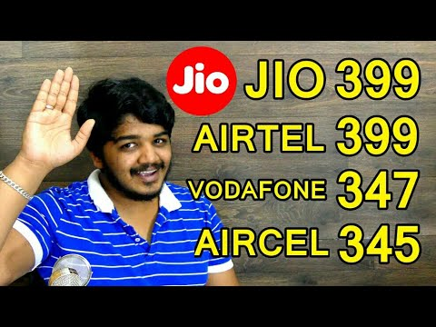 Jio is Best Plan | Which Plan is Best Plan | New Plan Comparison - Tamil | தமிழ்