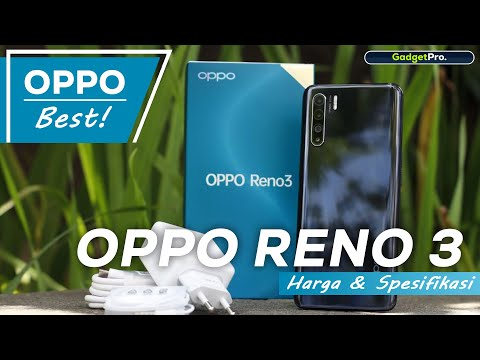HP OPPO PALING WORTH IT! Unboxing OPPO A52 Indonesia!.