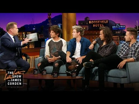 One Direction Talks Life On The Road Youtube
