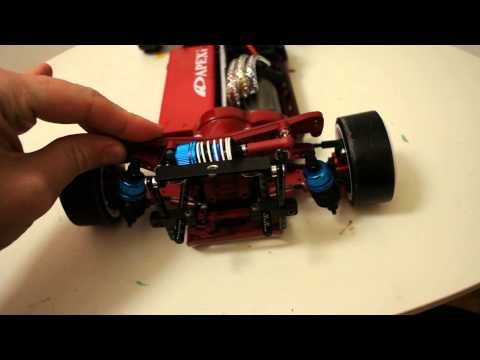 RC Drift Free Rolling Suspension Mod