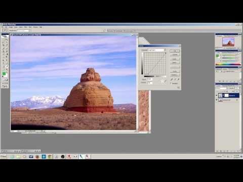 Terry's Photoshop Show #3 - Photoshop LAB Channel Tricks - Color Contrast vs Luminosity Contrast