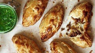 Эмпанадас - слоеные пирожки с говядиной - рецепт от Гордона Рамзи