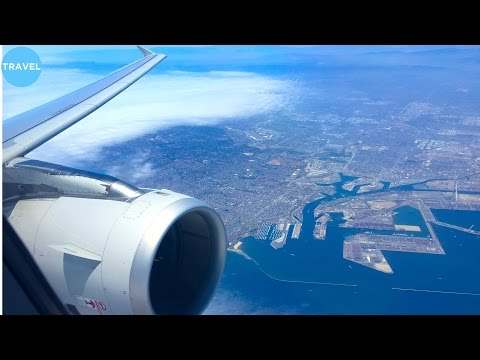 American Airlines A321 Stunning Departure from Los Angeles International Airport!