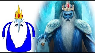 adventure time characters  in real life  [HD] . Epic realistic paintings