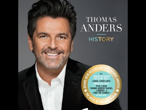 Thomas Anders - Jet Airliner (New Hit Version)
