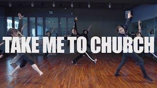 Hozier - Take Me To Church / Ara Jazz Dance Choreography