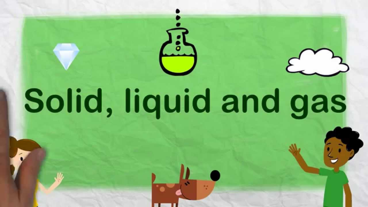 small resolution of The Three States of Matter Song (NEW Video)   Silly School Songs - YouTube