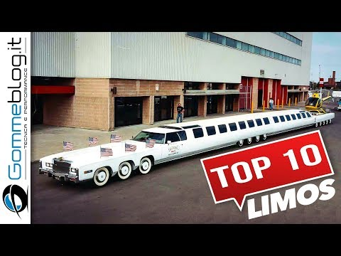 10 Extreme CAR Limousine Ever Built ... YOU MUST SEE !!
