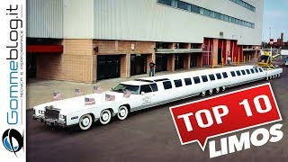 MOST EXPENSIVE CAR - TOP 10 Limos Vehicles in the World .. You MUST SEE