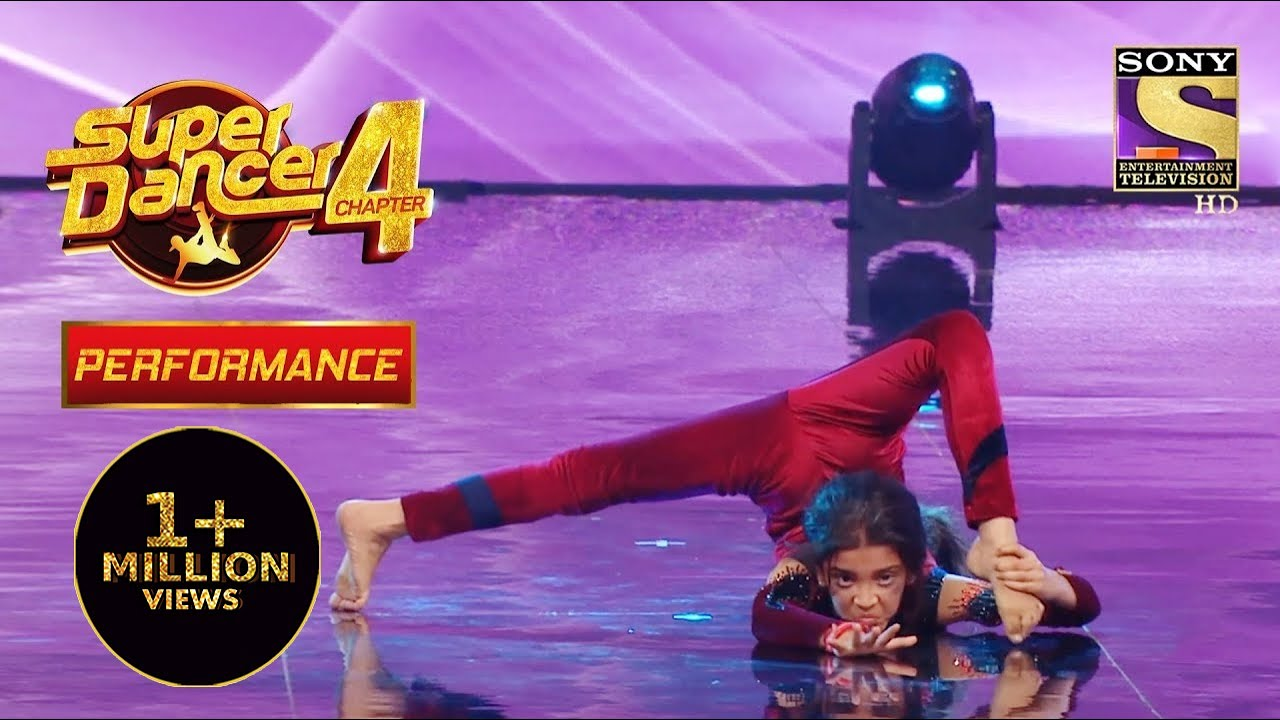 Download Arshiya के Horror Act ne डरा दिया सबको | Super Dancer 4 | सुपर डांसर 4