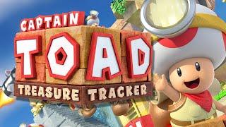 Pilzige Abenteuer! | #01 | Captain Toad: Treasure Tracker