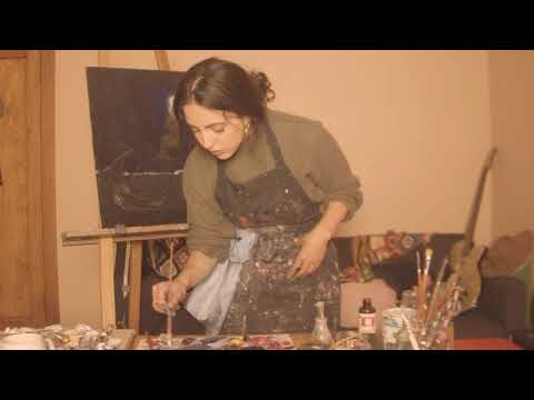 Stardust Blues (Album Stream) (ft. Anita Lester Painting Live)
