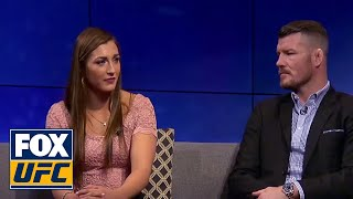 Beyond TUF: Montana Stewart and Michael Bisping discuss getting cut in the Octagon   TUF Talk