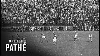 Cavan V Tipperary Aka All Ireland Football Semi-Final (1935)