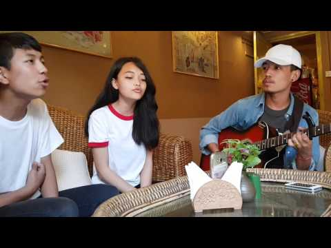 Mero prem adhuro cover by Nima Yangchen ft. Urgen Lama & Pasang Lama