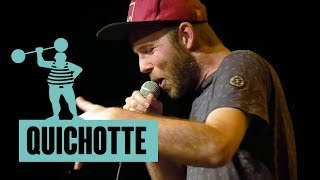 Quichotte – Freestyle: Jurassic Park