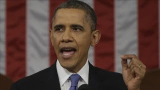 "Obama: ""Raise Minimum Wage to $9 an Hour"" - SOTU 2013"