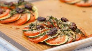 Zucchini and Tomato Tian Recipe